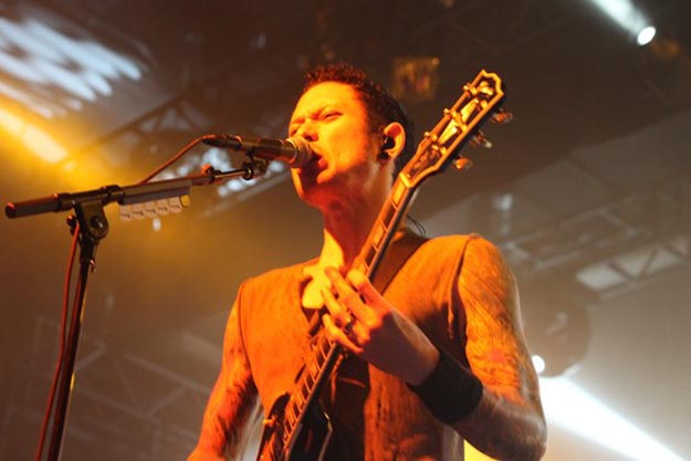 Matt Heafy of Trivium